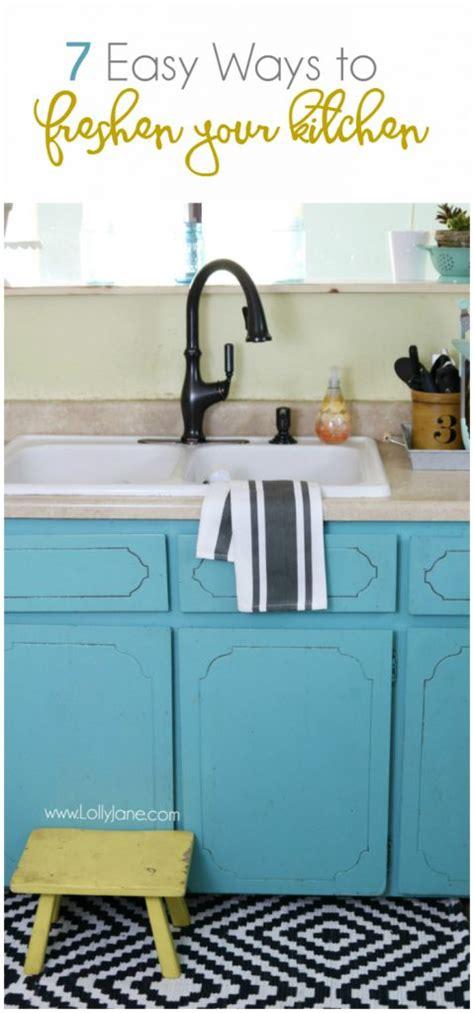 7 easy ways to budget bathroom and kitchen 100 teal kitchen decor affordable kitchen decor ideas my kitchen mini makeover 153 best