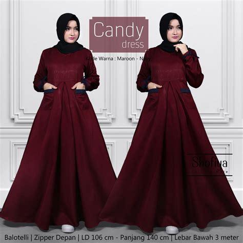 Baju Hijaba Na Top Rsy baju muslim terbaru nabiilah store