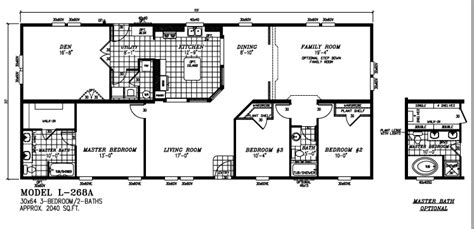 28 solitaire mobile homes floor plans solitaire