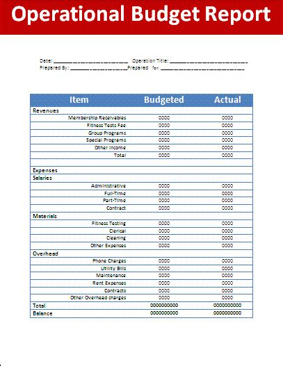 monthly business report template monthly report template free business templates