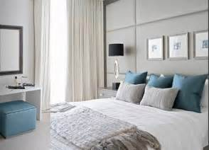 Grey And Blue Bedroom » Home Design 2017