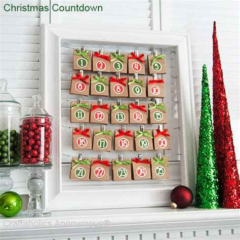 craftaholics anonymous 174 christmas countdown