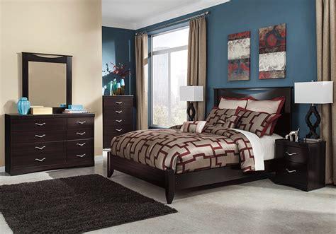 bedroom furniture lexington ky zanbury king bedroom set lexington overstock warehouse