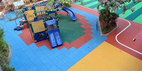 Rubber Playground Flooring by Rubber Flooring Solutions Sports Equine Ballistic