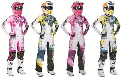 womens motocross gear combos fly 2017 kinetic womens dirt bike jersey pant glove combo