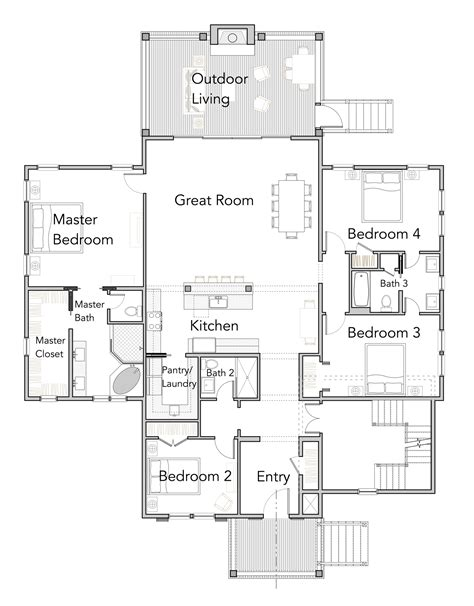 new one story elsmere house plan has charming front porch 100 house plans with a porch house plan 86121 at