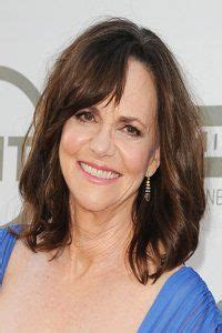 sally field over sixty medium short thick wavy hair with layers short and