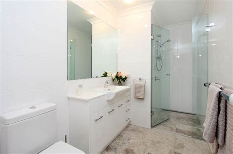 Walk In Bath Shower Combo bathroom renovations ashgrove divine bathroom kitchen
