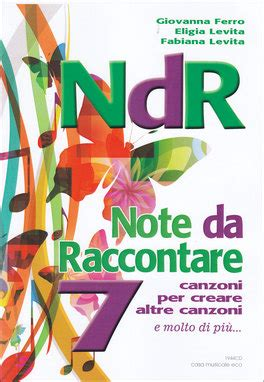 libro notes from a big note da raccontare libro cd levita fabiana levita eligia ferro giovanna