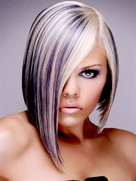 hairstyles blonde and purple blonde and purple hair color for short haircut new