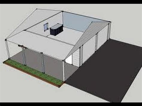 workshop layout sketchup how to use a google sketchup garage youtube