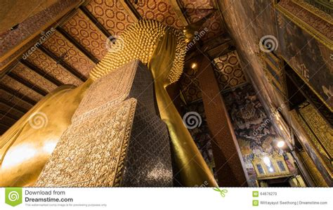 giant reclining buddha the best of the golden giant reclining buddha in wat pho