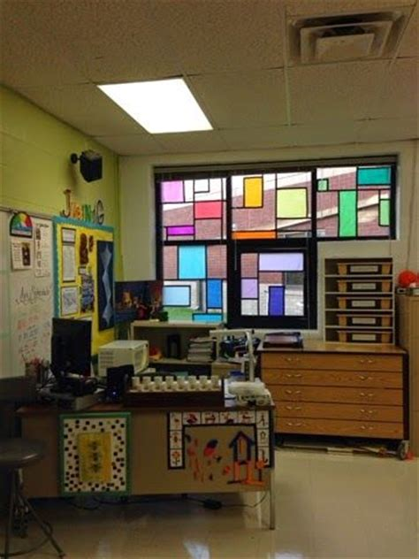 glass door student painters 25 best ideas about classroom decor on