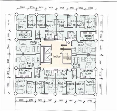 layout and density of building mark ashley on twitter quot grenfell tower floor plan
