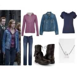 hermione granger deathly hallows 6 created by