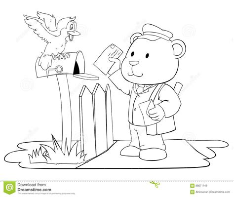 coloring pages of letter box nevaeh coloring pages letter box coloring pages