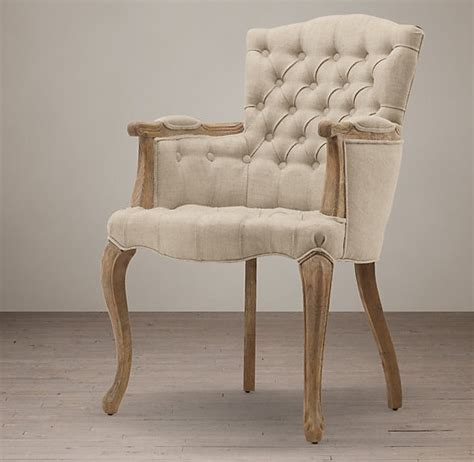 Upholstered Fabric Dining Chairs Wooden Upholstered Fabric Dining Chair Tufted High Back Dining Room Chairs