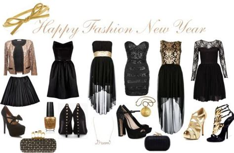 new year fashion i wish you a glamorous new year