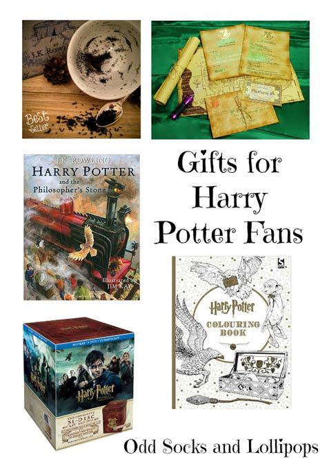 harry potter gifts odd socks and lollipops