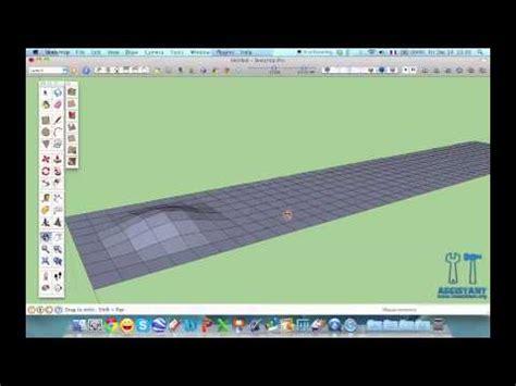 google sketchup sandbox tutorial google sketchup tutorial 6 sandbox youtube