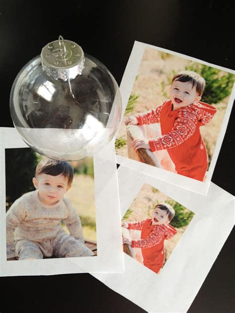 simple photo ornament project layers  meaning