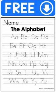 Printable Tracing Worksheets Best 20 Alphabet Worksheets For Kindergarten Ideas On