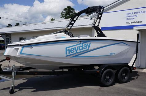 heyday boats nc durham new and used boats for sale