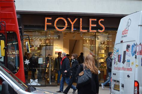 foyle s foyles finds the future with an app for in store searches