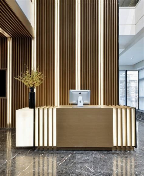 hotel reception desk design best 25 reception design ideas only on