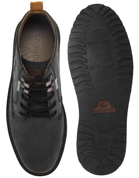 creative recreation boots creative recreation lacoste delevan boots in black for