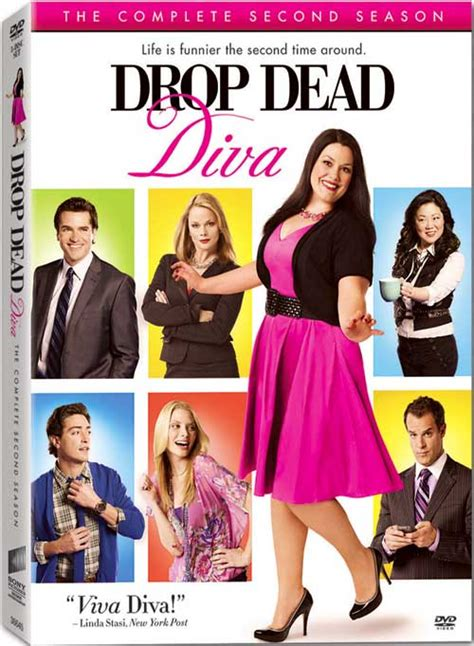 drop dead season 6 drop dead dvd news announcement for drop dead