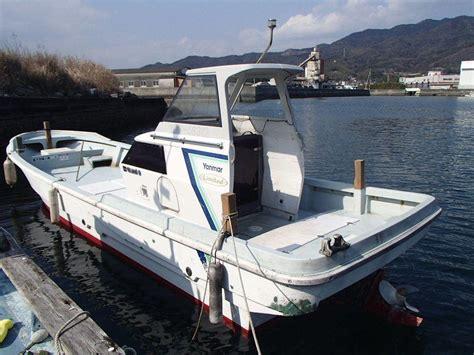 stern drive boat for sale yanmar zg29 stern drive used boat in japan for sale