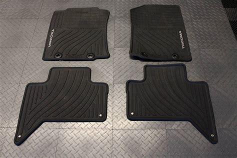 floor mats for tacoma gurus floor