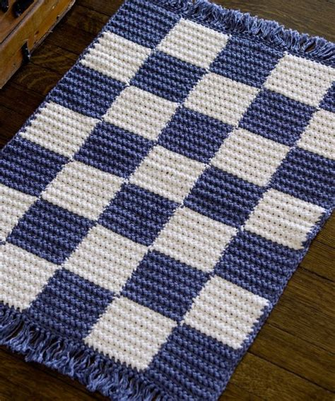 Rugs Crochet And Easy Peasy On Pinterest Crochet Rug Pattern Free