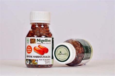 Minyak Zaitun Eceran habbatusauda plus minyak zaitun nigellive 082110003006