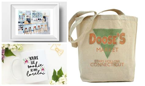 gifts for gilmore fans gilmore girls gifts for fans the weathered fox