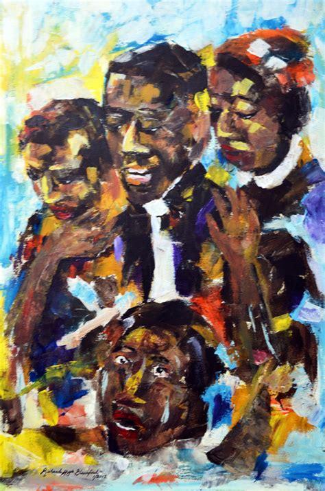 biography of jamaican artist richard hugh blackford jamaican artist richard hugh blackford s quot hallelujah time