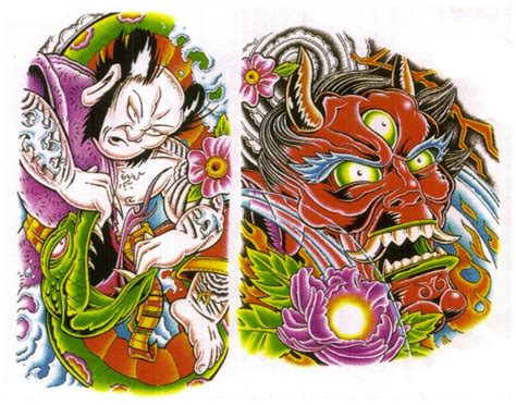 japanese tattoo flash japanese design s japanese