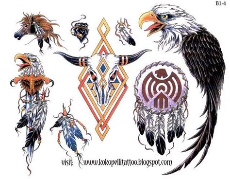unforgettable native american tattoos on arm