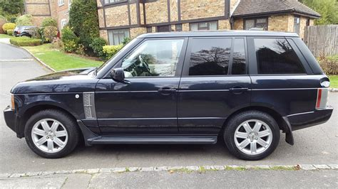 land rover vogue 2005 used 2005 land rover range rover td6 vogue se for sale in
