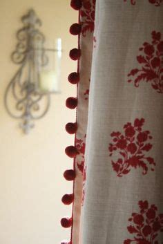 bobble trim for curtains pinterest the world s catalog of ideas