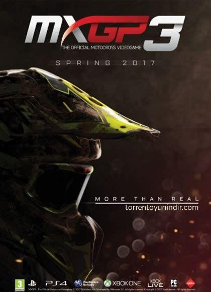 mxgp  official motocross videogame torrent oyun indir