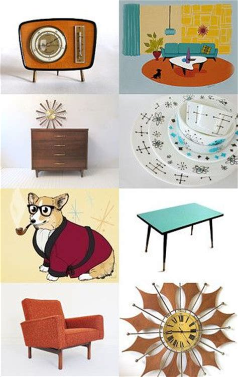 atomic home decor atomic atomic home decorating and furniture ideas pinterest