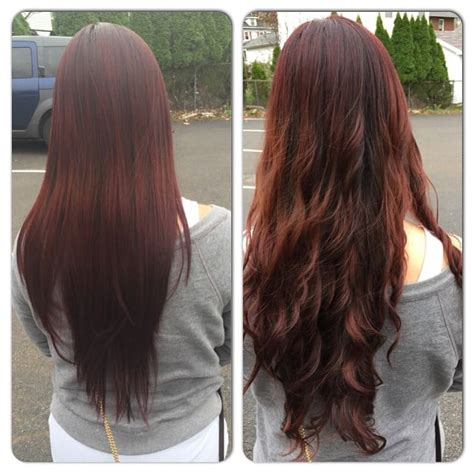 permanent for long hair near 14467 before after digital rolling perm yelp