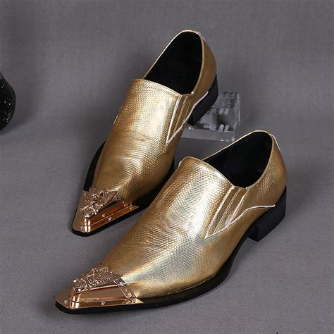 popular gold dress shoes buy cheap gold dress shoes