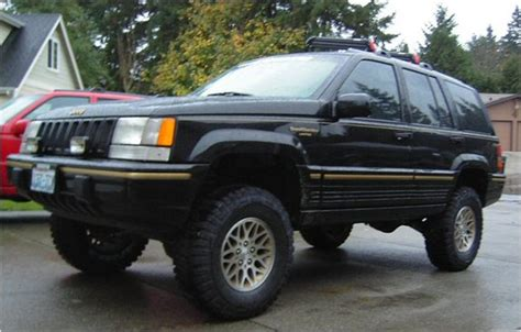 Lifted 94 Jeep Grand Another Bizie 1994 Jeep Grand Post Photo 6905074