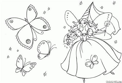 disegni di giardini da colorare disegni da colorare fata in un bellissimo giardino