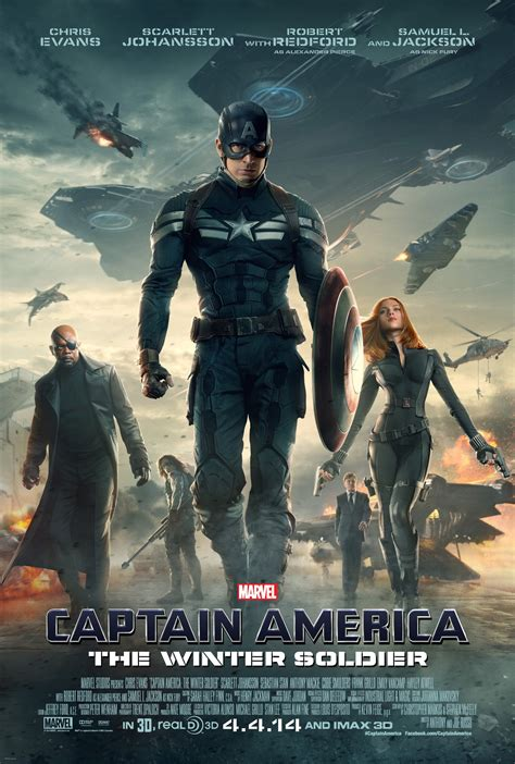 kinoposter zu captain america   return