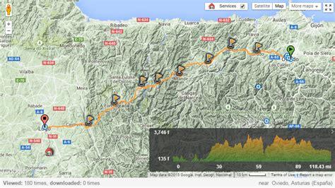 camino primitivo camino primitivo orginial way oviedo to lugo 208km