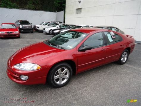 2020 dodge intrepid 2004 dodge intrepid sxt in inferno tinted pearl photo